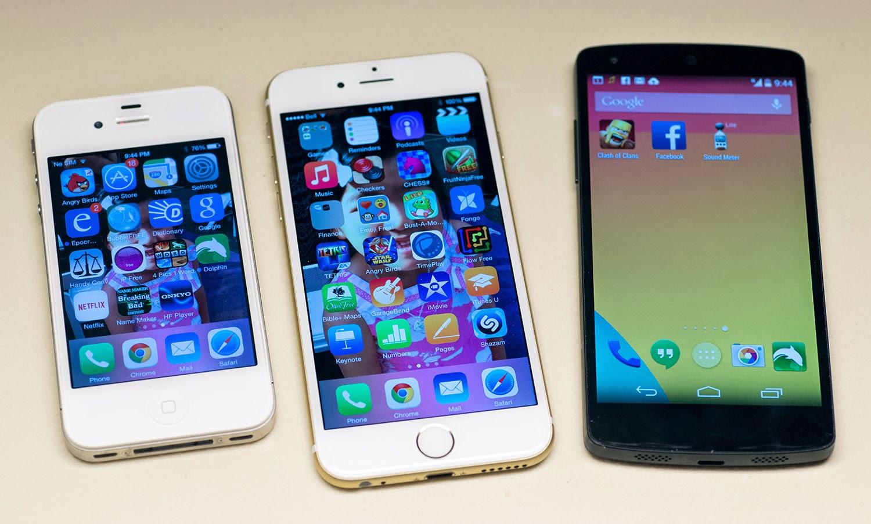 Archimago\'s Musings: MEASUREMENTS: Apple iPhone 4 & iPhone 6 audio ...