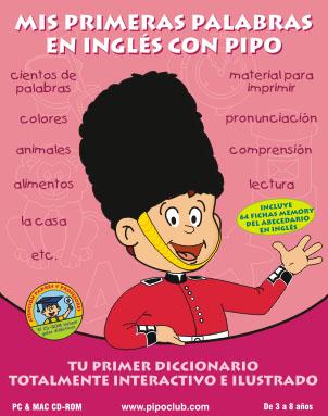 Mis+Primeras+Palabras+en+Ingles+con+Pipo Mis Primeras Palabras en Ingles con Pipo [PC] [Educativo]