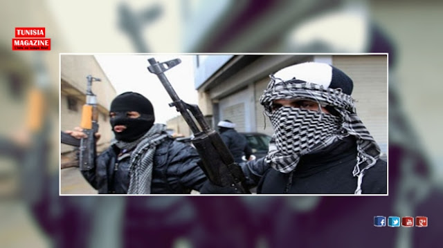 الكاف: مجموعة ارهابية تداهم منازلا بدوار سليمان وتستولي على كمية من المؤونة
