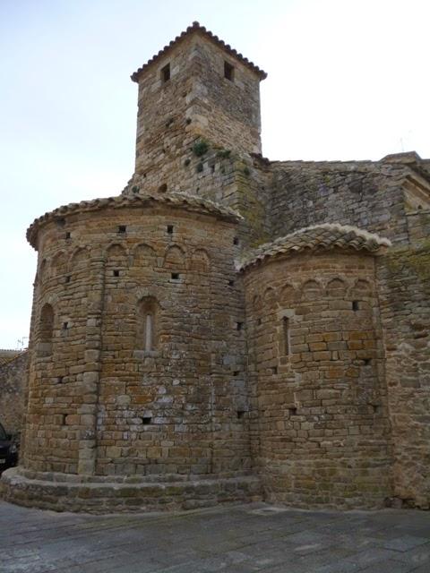 Iglesia de Sant Pere. Ullastret
