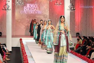 Karachi Bridal Couture Week 2011 - Shaiyanne Malik
