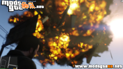 V - Overhaul Explosions para GTA V PC