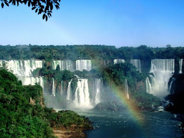 Iguazu Falls, Argentina.