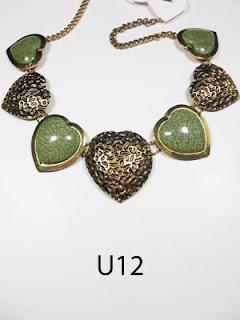 kalung aksesoris wanita u12