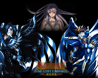 the lost canvas Saint Seiya The Lost Canvas Dublado Episódios