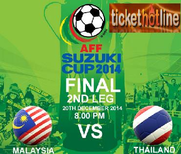 Tiket Online Malaysia Vs Thailand Final