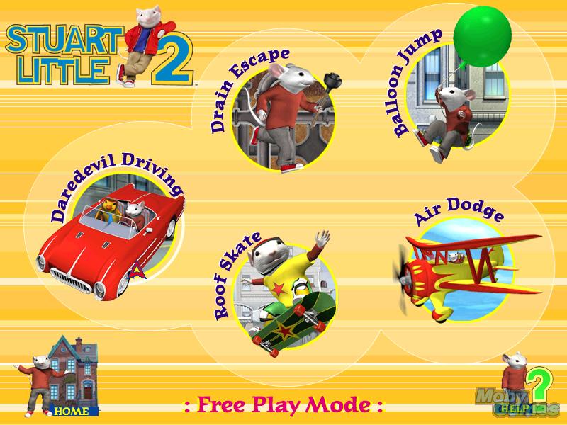 Stuart Little 2 PC Games