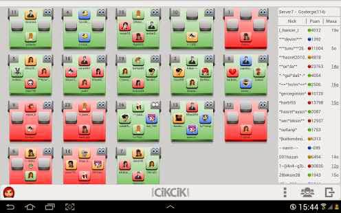 Kameralı Süper Okey Android Apk Oyun resim 2
