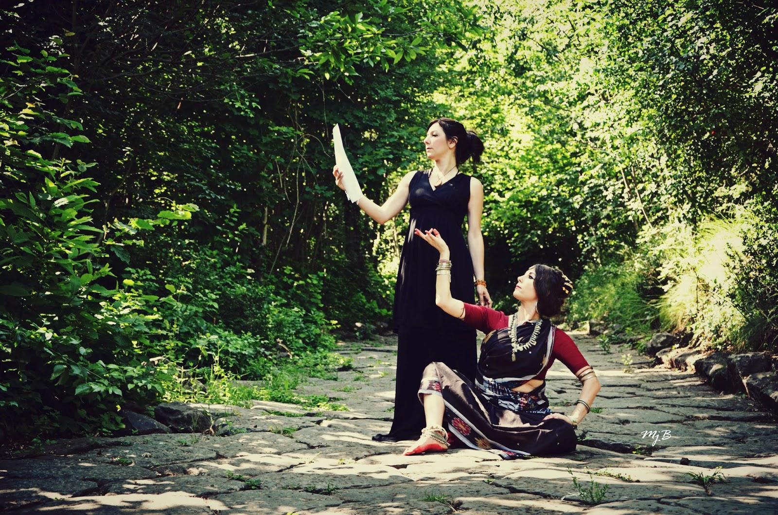 danza indiana via sacra