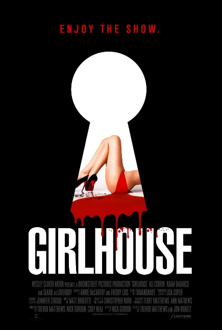 GIRLHOUSE (2014) movie review by Glen Tripollo