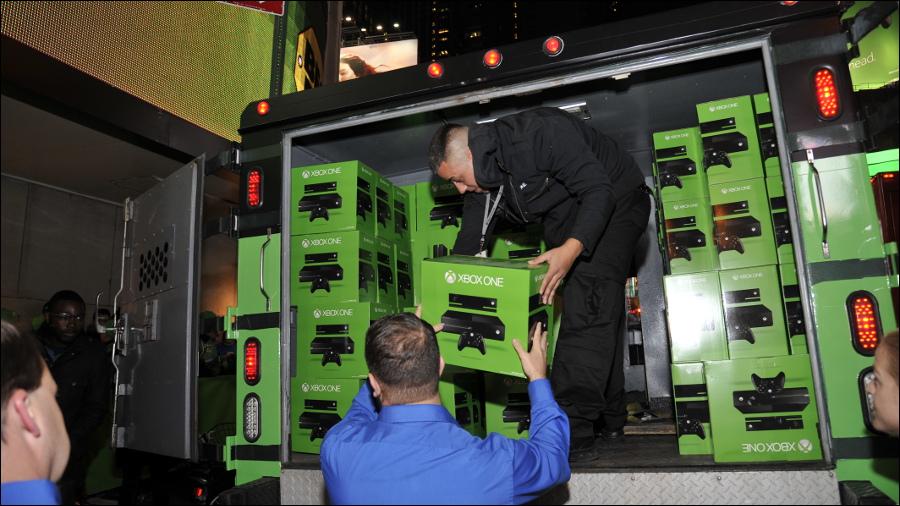 2.4 Milhões de Xbox distribuídas no terceiro trimestre
