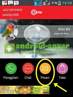 Trik SMS Gratis Sepuasnya dengan HP Android