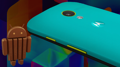 Moto X to get the Android 4.4 update in the coming weeks