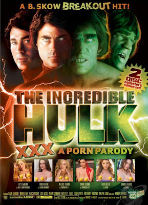 The Incredible Hulk XXX - A Porn Parody - (+18)