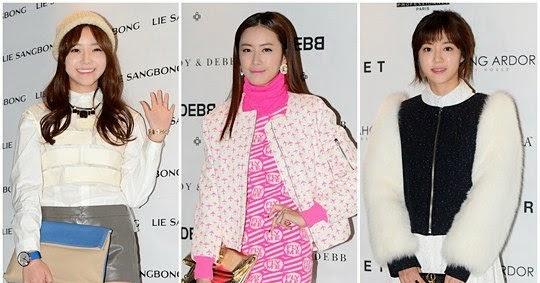 Questionable Fashion Choices Netizen Buzz