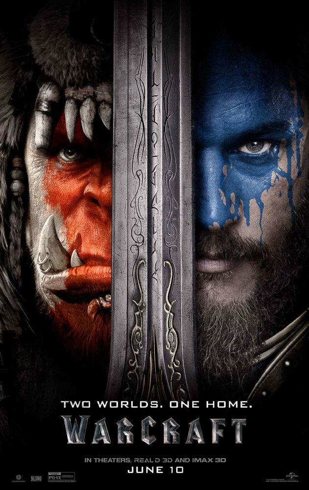 Nonton Movie Warcraft (2016)