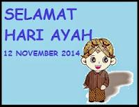 SELAMAT HARI AYAH