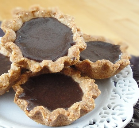 Best Recipes: Italian Desert Recipe : Chocolate Tart