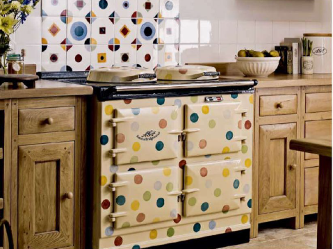 Country kitchen decorating tips and ideas home for Country kitchen splashback ideas