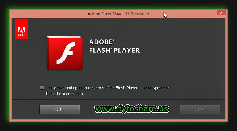 flashplayer offline installer