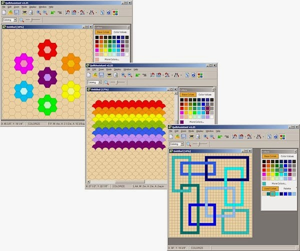 SewLittleToSay: Quilt Assistant – free quilt designing software : quilt program - Adamdwight.com