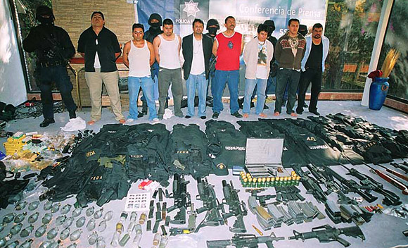 mexico and narco trafficking Violence continues to rage in mexico more than a decade mexican drug trafficking report details the sources and scope of violence in mexico's drug war.