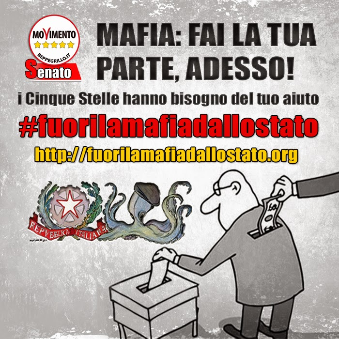 Codigoro in movimento mailbombing ai senatori pd for Mail senatori