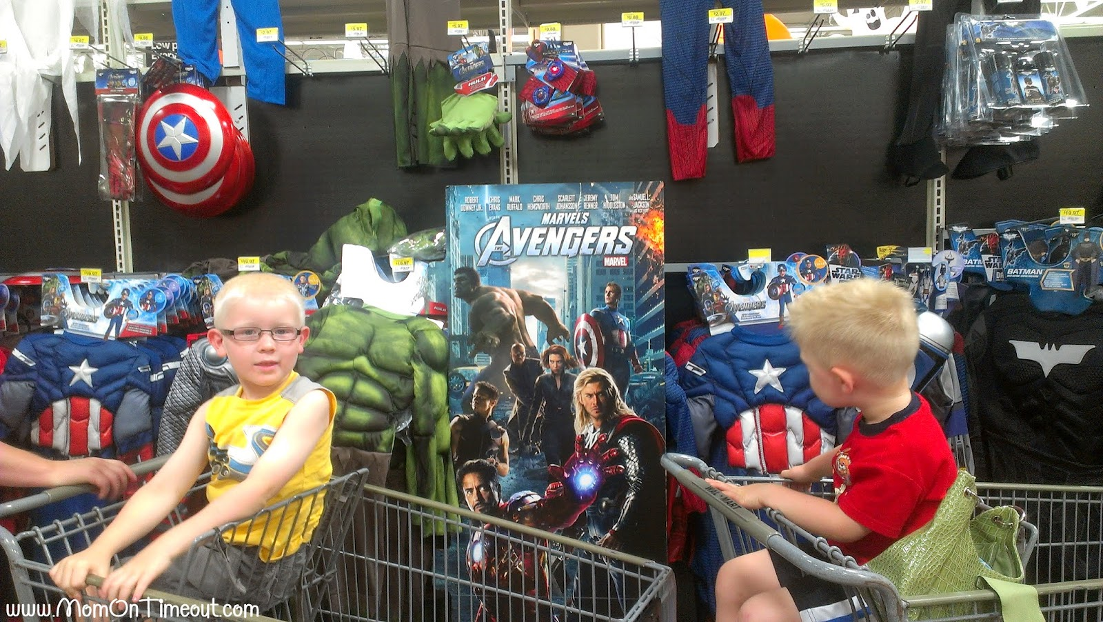 Calling All Avengers! An Avengers Party!
