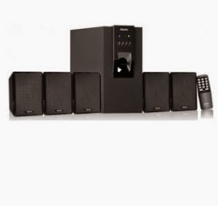 Infibem: Buy Philips DSP30U 5.1 Speaker at Rs. 2284
