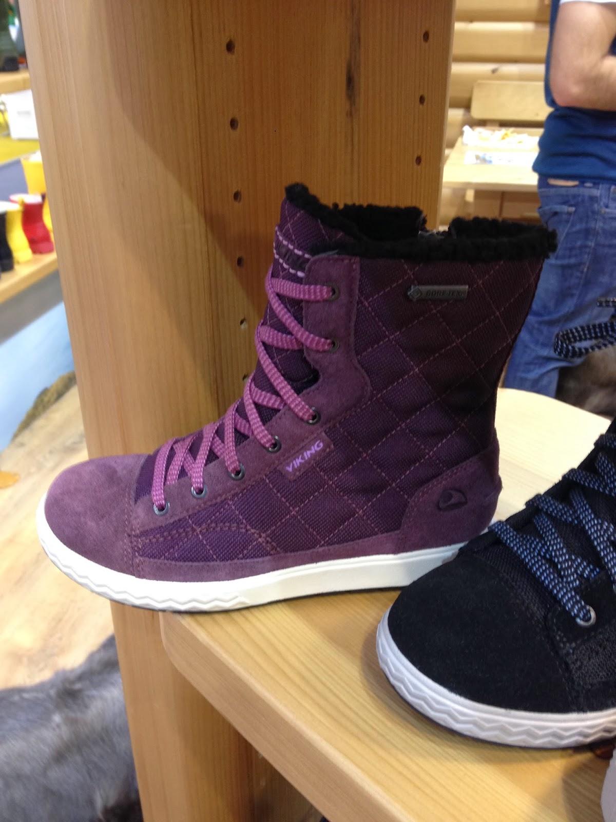 ISPO 2014 Viking Kinder-Boots