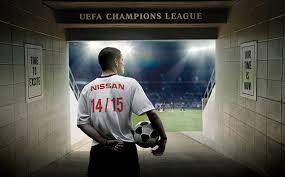 Şampiyonlar Ligi Nissan la daha güzel
