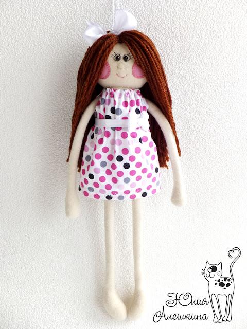 Новая кукла-длинноножка - в полный рост