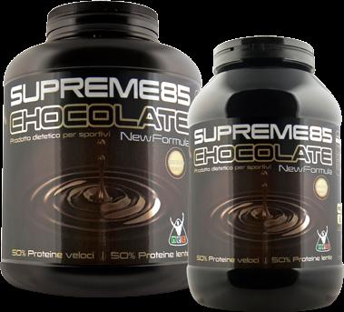 supreme chocolate 85, per la crescita muscolare