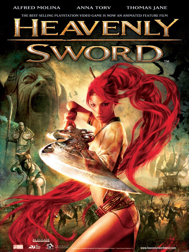 Heavenly sword | La Espada Celestial