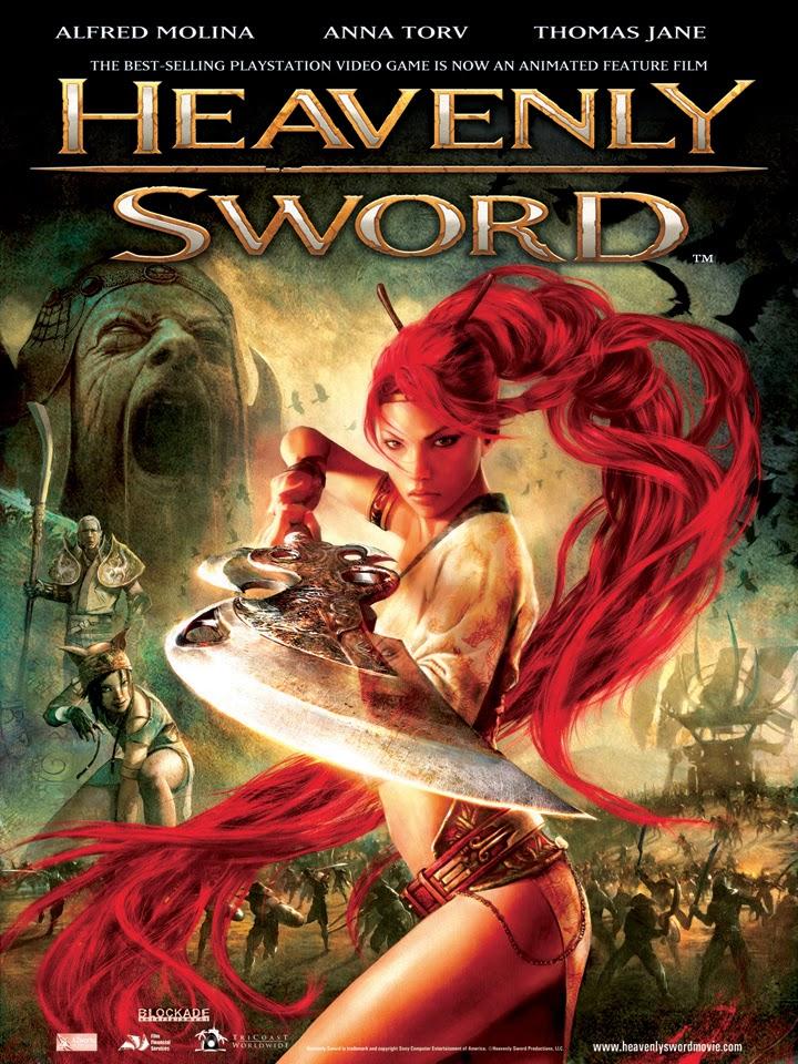 Heavenly sword | La Espada Celestial