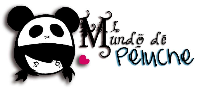 Mi Mundo De Peluche *: Peluche P-Chan