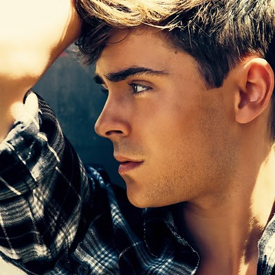 Zac Efron download free wallpapers for Apple iPad