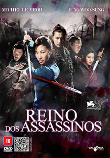 Reino dos Assassinos BDRip Dublado