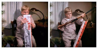 Ralpie's Red Ryder BB Gun