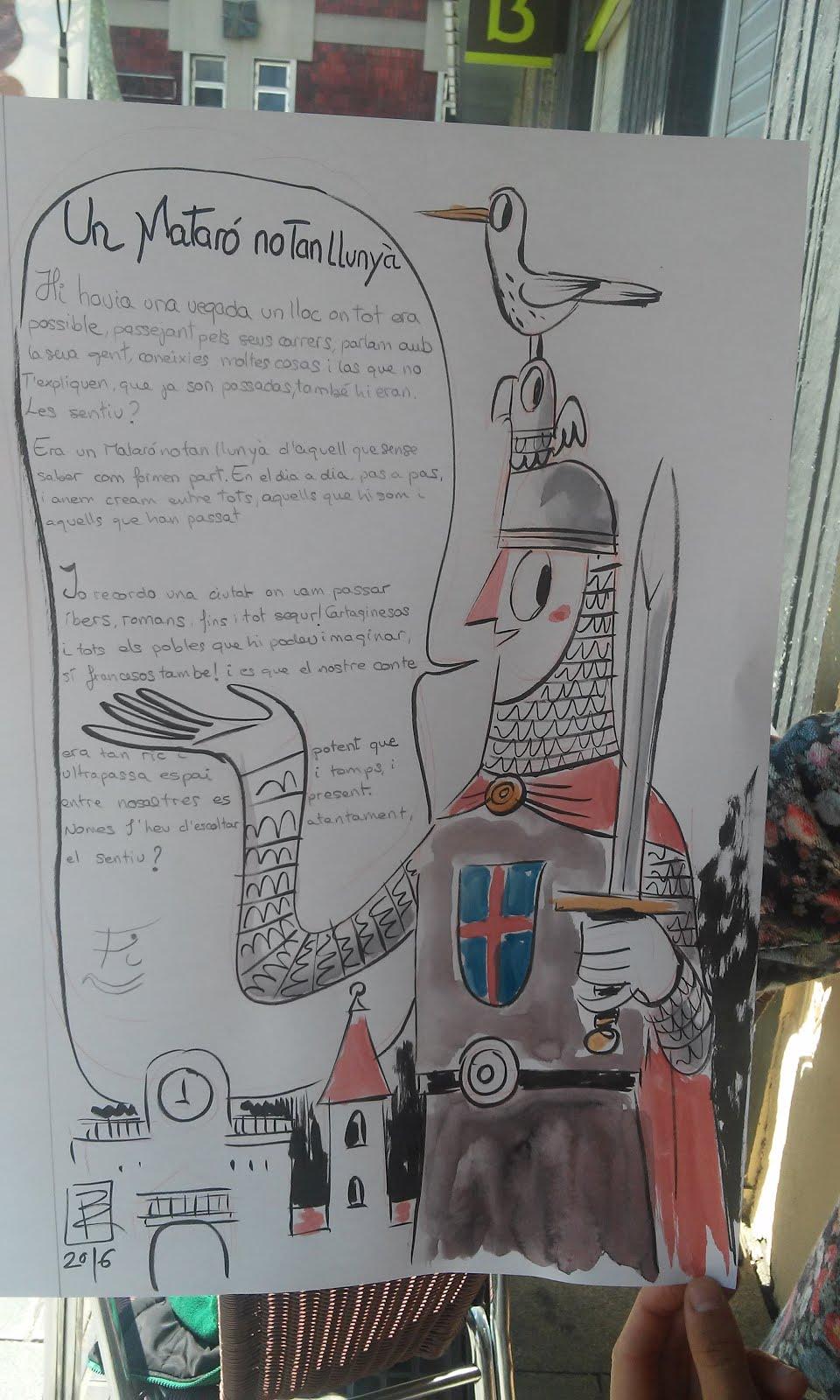 El 40è Conte Gegant