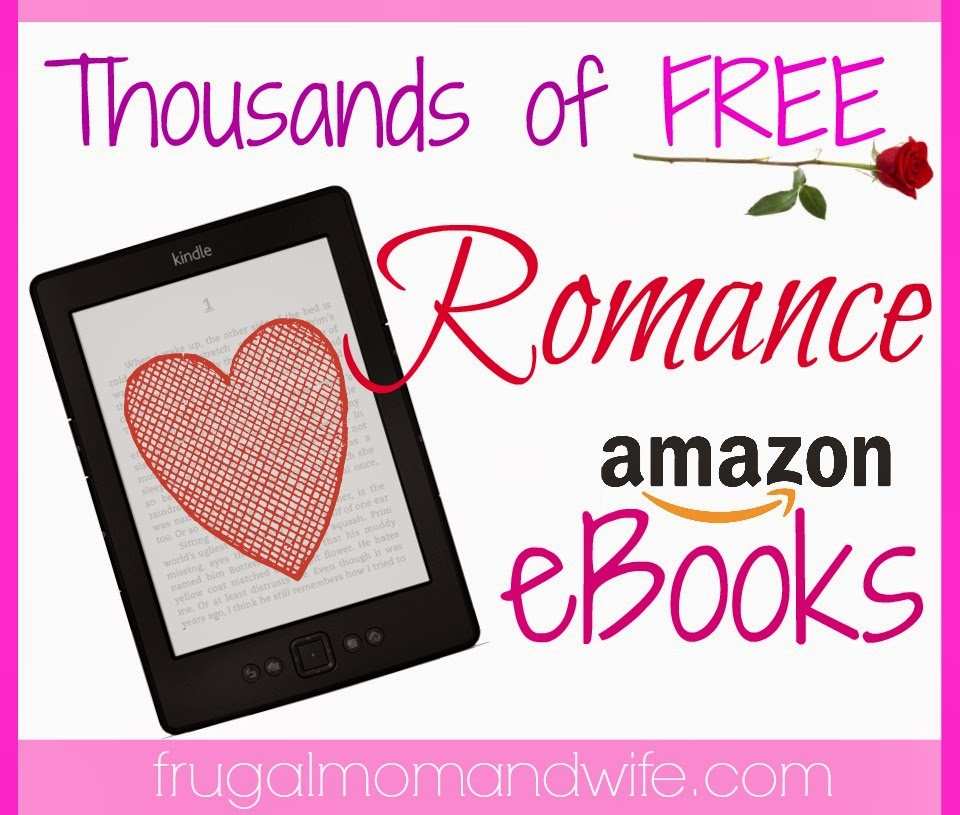 Frugal mom and wife thousands of free romance ebooks