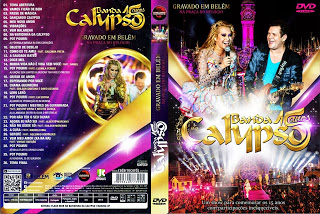 DVD Banda Calypso – 15 Anos (2015)