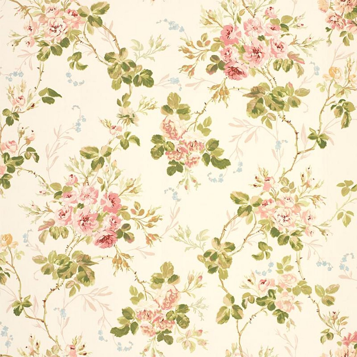 Vintage Flower Wallpaper Tumblr