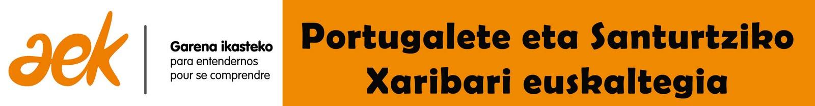 Santurtzi eta Portugaleteko Xaribari aek