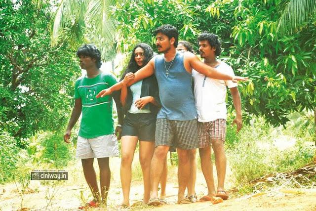 Raahu Tamil Movie Stills