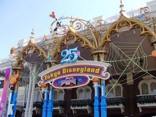 Tempat Wisata Di Tokyo - Disneyland Tokyo