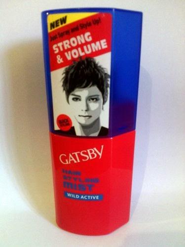 Gatsby Hair Styling Mist