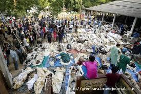 dua negara yang terkena dampak paling parah 1 indonesia a meninggal 167 540 lebih dari setengah dari total korban meninggal di 14 negara