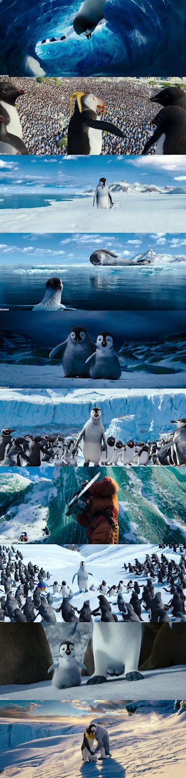 Happy Feet Two (2011) BRRip