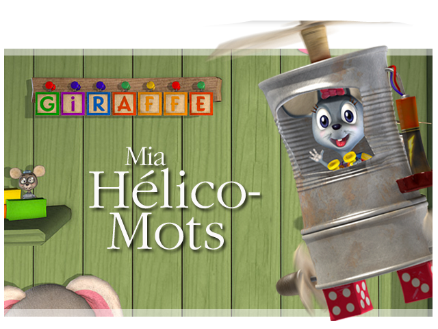 Mia - Hélico-Mots